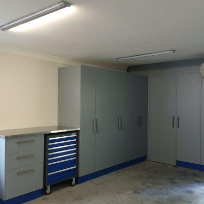 garage fitout